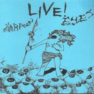 Harpoon - Live! cover art