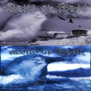 Aeons Ov Frost - Cold Front cover art
