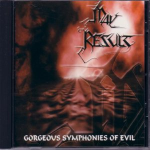 May Result - Gorgeous Symphonies of Evil cover art