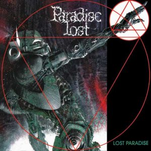 Paradise Lost - Lost Paradise cover art