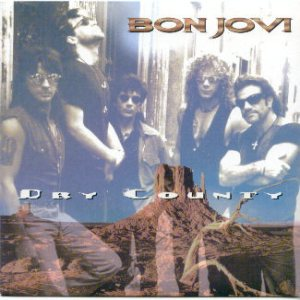 Bon Jovi - Dry Country cover art