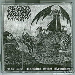 Black Wood - For the Mankind Grief Reunited cover art
