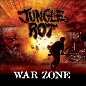 Jungle Rot - War Zone cover art