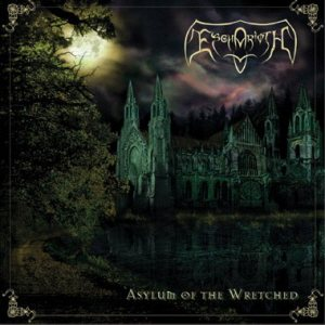 Esgharioth - Asylum of the Wretched cover art