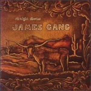 James Gang - Straight Shooter cover art