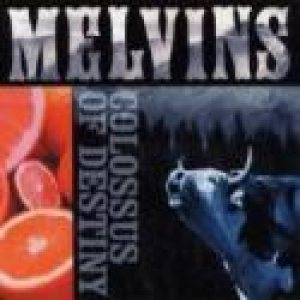Melvins - Colossus of Destiny cover art