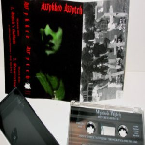 Wykked Wytch - Demo cover art