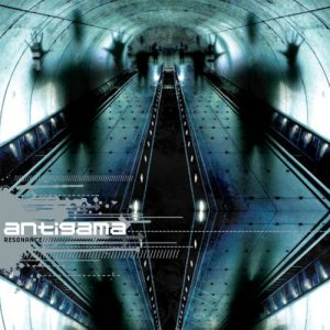 Antigama - Resonance cover art