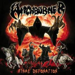 Witchburner - Final Detonation cover art