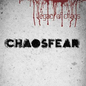 Chaosfear - Legacy of Chaos cover art