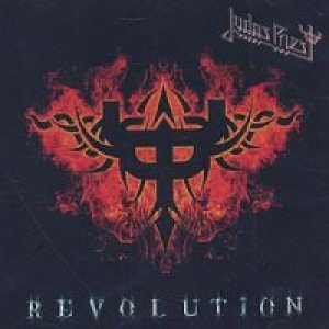 Judas Priest - Revolution cover art