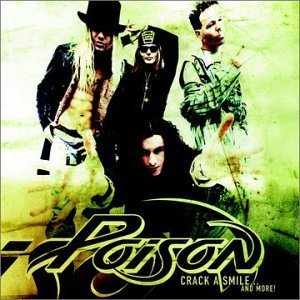 Poison - Crack a Smile... and More! cover art