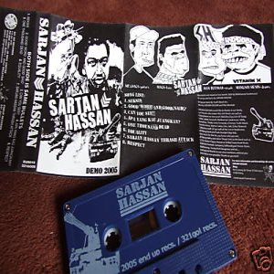 Sarjan Hassan - Demo 2005 cover art