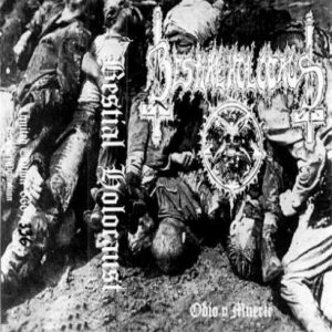 Bestial Holocaust - Odio y muerte cover art