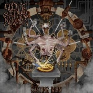 Solace of Requiem - Casting Ruin cover art