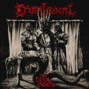 Embrional - The Devil Inside cover art