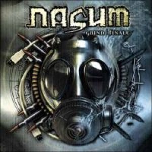 Nasum - Grind Finale cover art