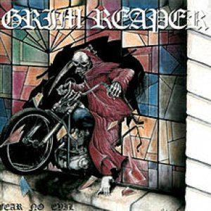Grim Reaper - Fear No Evil cover art