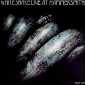 Whitesnake - Live At Hammersmith cover art