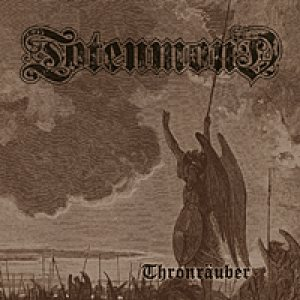 Totenmond - Thronräuber cover art