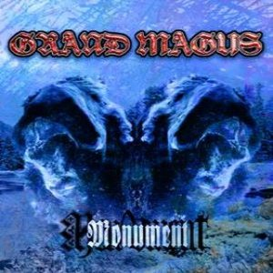 Grand Magus - Monument cover art