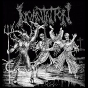 Incantation - Blasphemous Cremation cover art