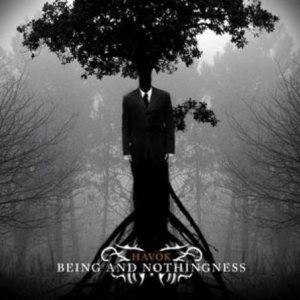 Havok - Being and Nothingness cover art