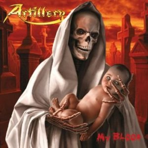 Artillery - My Blood cover art