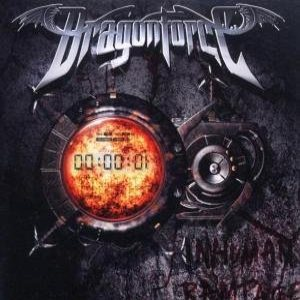Dragonforce - Inhuman Rampage cover art