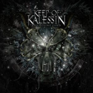 Keep of Kalessin - The Divine Land (2011 edit) cover art