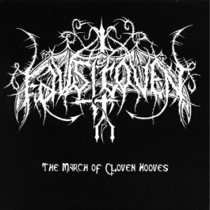 Faustcoven - The March of Cloven Hooves cover art
