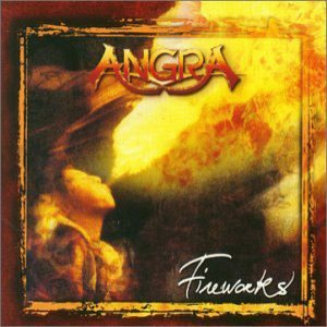 Angra - Fireworks cover art