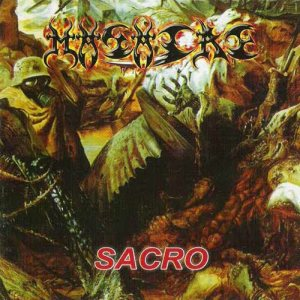 Masacre - Sacro cover art