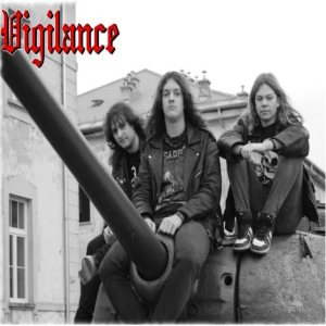 Vigilance - R.O.D. cover art