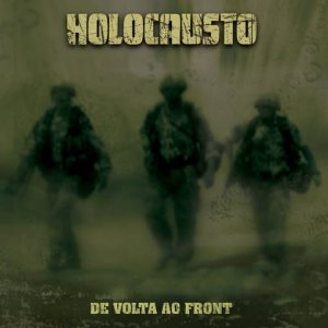 Holocausto - De Volta ao Front cover art