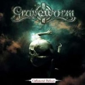 Graveworm - Collateral Defect cover art
