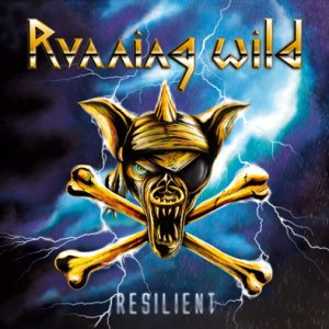 Running Wild - Resilient cover art