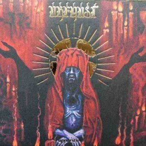 Urfaust - Apparitions cover art