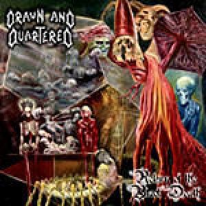 Drawn and Quartered - Return of the Black Death cover art
