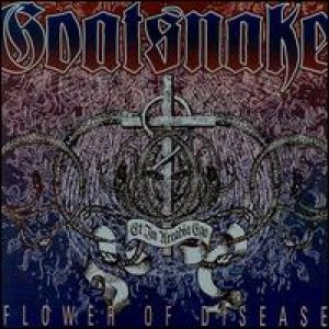 Goatsnake - Flower of Disease cover art
