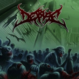 Despise - Fragments of Reprisal cover art