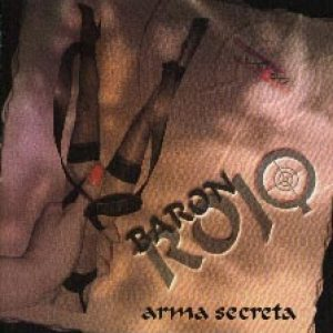 Baron Rojo - Arma Secreta cover art
