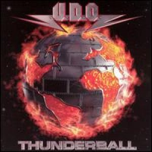 U.D.O. - Thunderball cover art