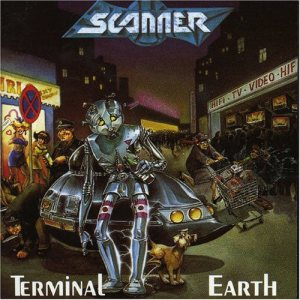 Scanner - Terminal Earth cover art