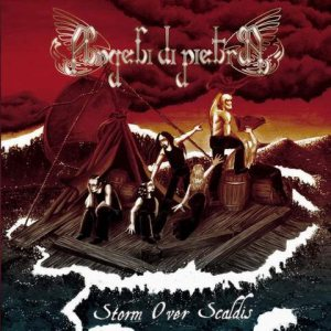 Angeli Di Pietra - Storm Over Scaldis cover art