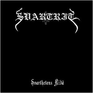 Svartrit - Svarthetens Ridå cover art