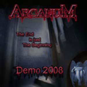 Arcanum - The End is just the Beginning cover art