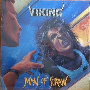Viking - Man of Straw cover art