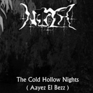 Nutr - The Cold Hollow Nights ( Aayez El Bezz ) cover art