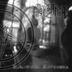 Alghazanth - Subliminal Antenora cover art